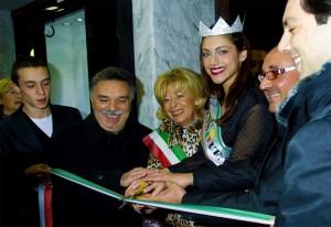 Inaugurazione con Miriam Leone
